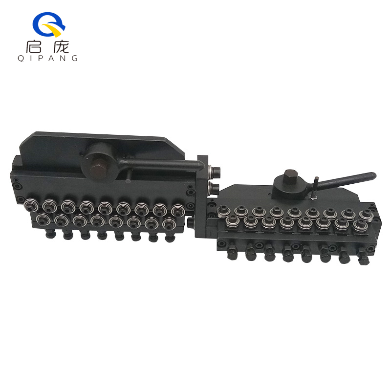 QIPANG 0.2-0.5mm wire /cable straightener machine metal/ stainless  wire straightening mechanism
