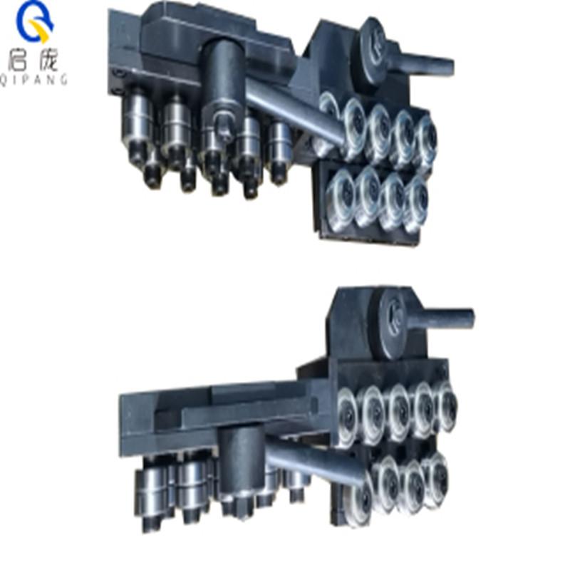 QIPANG 4-7mm straightener machine  Single and dual plane straightener stainless and metal wire straightener