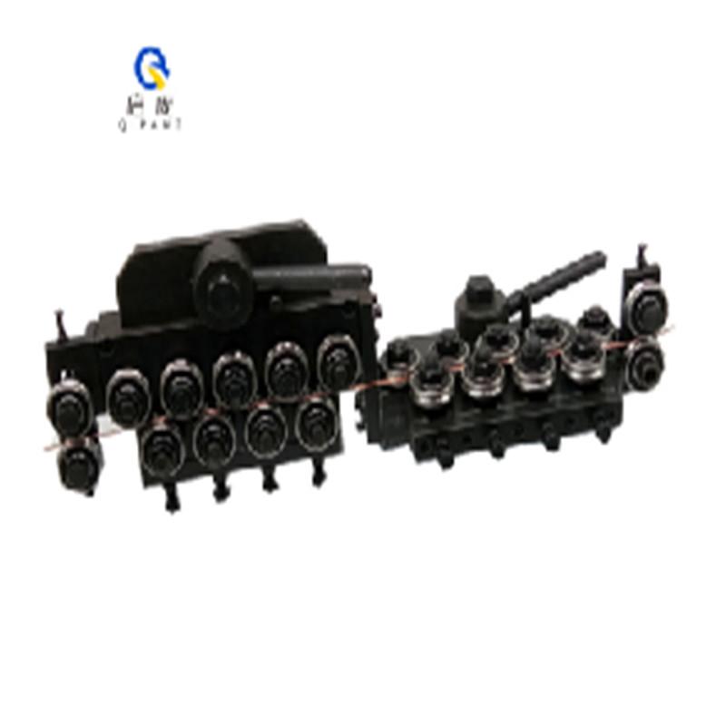 QIPANG 1.5-3mm straightener machine and cutting machine straightening mechanism