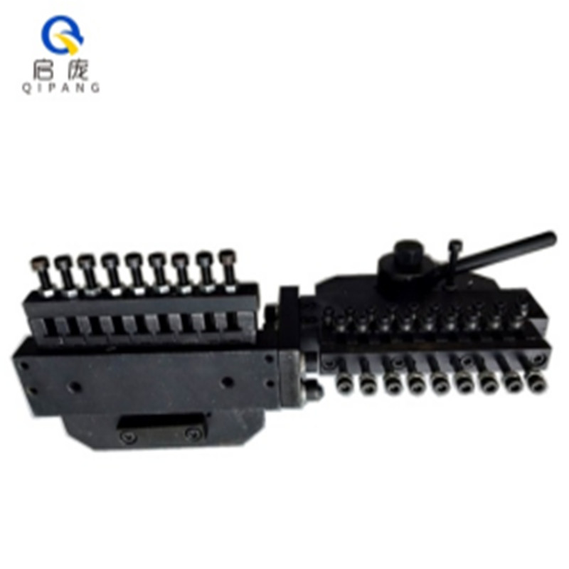 QIPANG 0.05-0.2mm metal wire stainless wire /cable  straightener machine straightening mechanism
