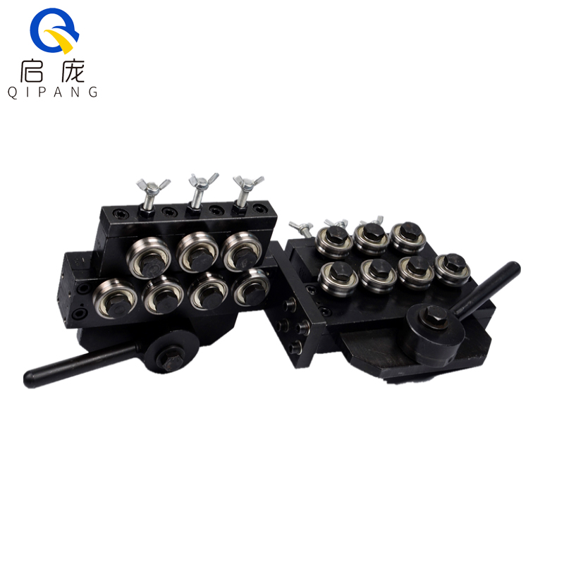 QIPANG OD37, 14 rollers good price stainless steel wire straightener manufacturer