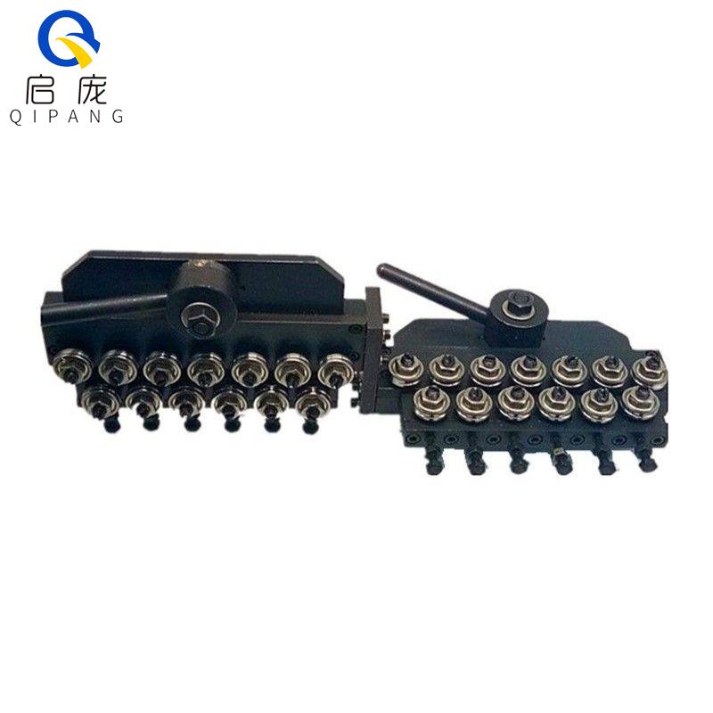 QIPANG QR0.3-0.5/AV model wire straightening machine for 0.3-0.5 mm steel wire