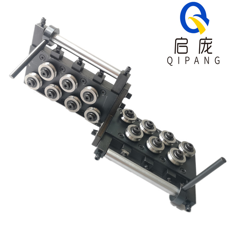 QIPANG 4-7/14/14AV wire straightener Imitation German Straightener  Adjustable rollers